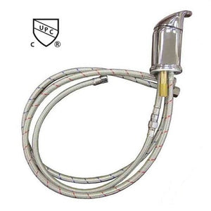 Shampoo Faucet with Built Inline Vacuum Breaker