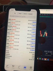 Live Forex Trade Alerts Yearly Telegram Membership