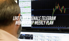 Load image into Gallery viewer, Live Forex Trade Alerts Weekly Telegram Membership Plan - Money Trust Forex Signals