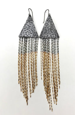 Stardust Large earrings
