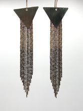 Load image into Gallery viewer, Stardust Medium earrings ombre