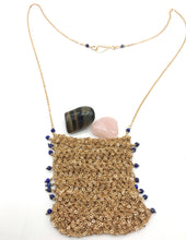 Load image into Gallery viewer, Pocket pendant necklace