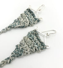 Load image into Gallery viewer, Guinevere earrings- Waterfall