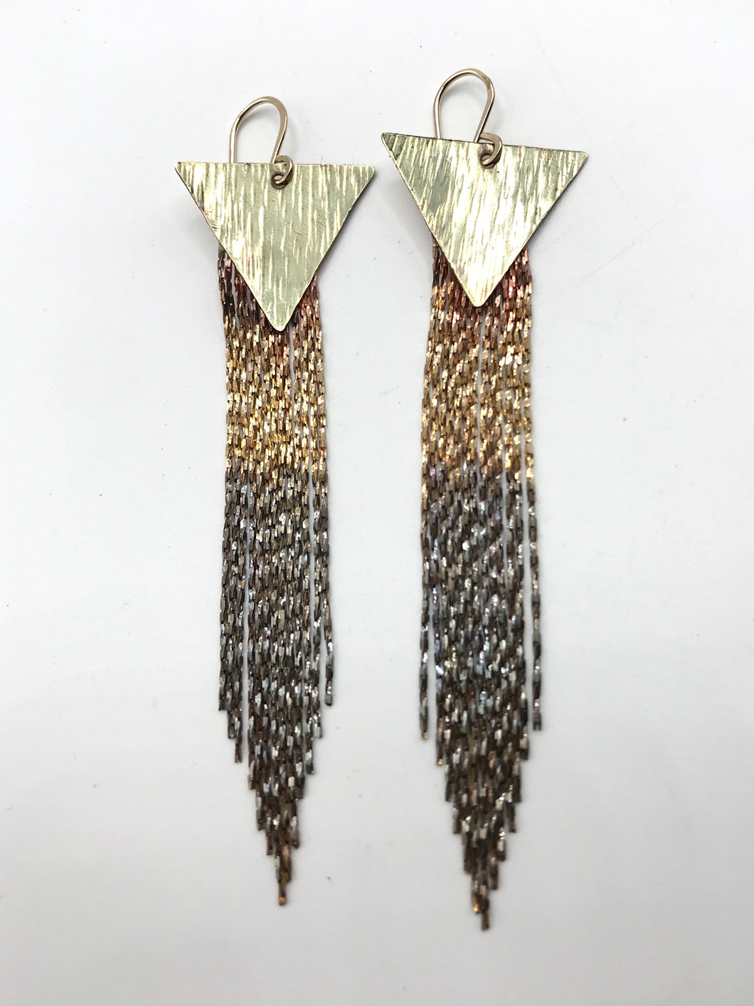 Stardust Medium earrings ombre