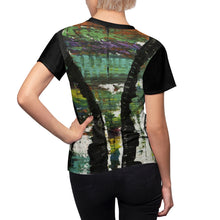 Load image into Gallery viewer, alwaysHOPE by sheriHOPE ~ Women's AOP Cut & Sew Tee
