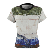 Load image into Gallery viewer, SHHHHH.... by sheriHOPE ~ Women's AOP Cut & Sew Tee