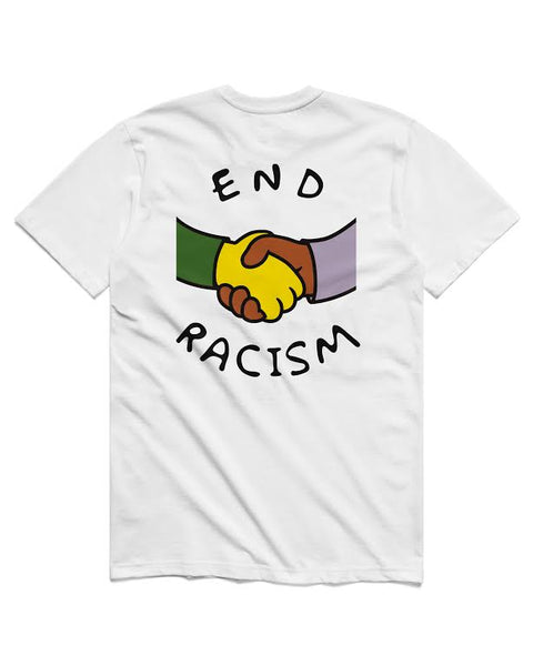 "For All To Envy ""End Racism"" T-Shirt"