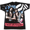 Vintage 2 Dudes with Attitudes Diesel Shawn Michaels T-Shirt