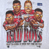 Vintage SF 49ers Bad Boys Caricature T-shirt NWT