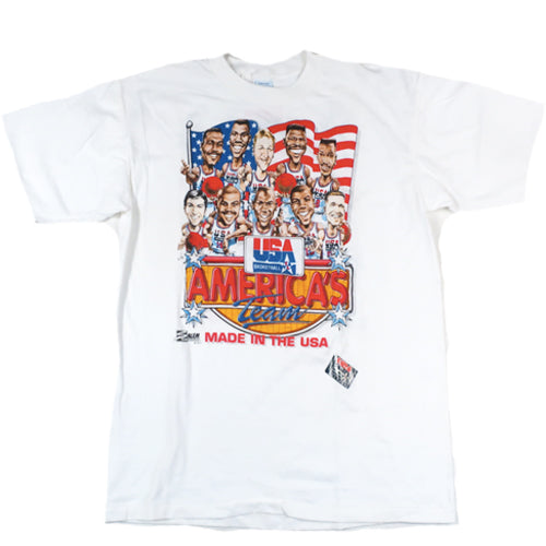 Vintage 1992 USA Dream Team T-Shirt