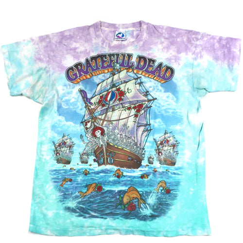 Vintage Grateful Dead Ship of Fools T-shirt