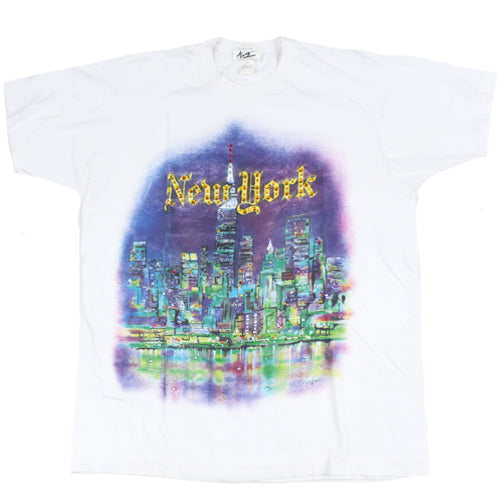 Vintage New York Tony Alamo T-shirt