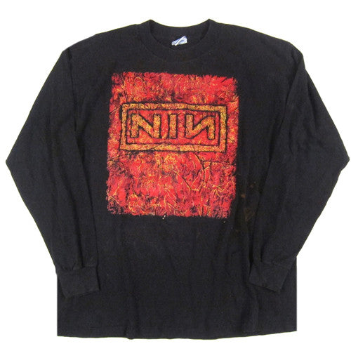 Vintage Nine Inch Nails Closer Tour T-shirt