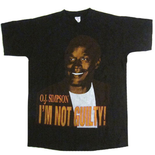 Vintage OJ Simpson Is Still My Hero T-shirt