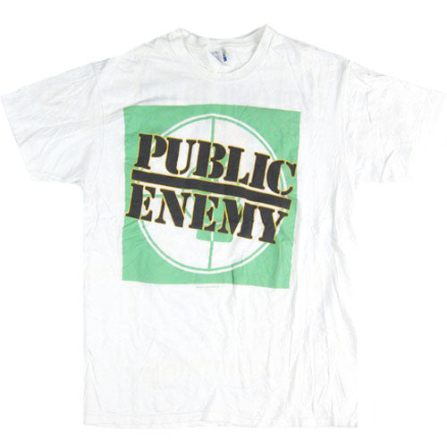 Vintage Public Enemy Welcome to the Terrordome T-shirt