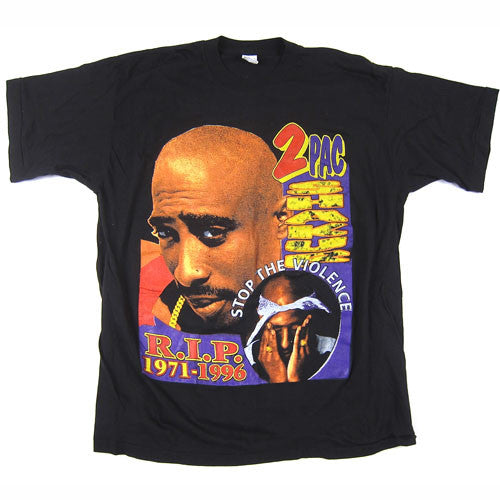 Vintage Tupac Me Against The World T-Shirt