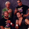 Vintage The Four Horsemen WCW T-Shirt
