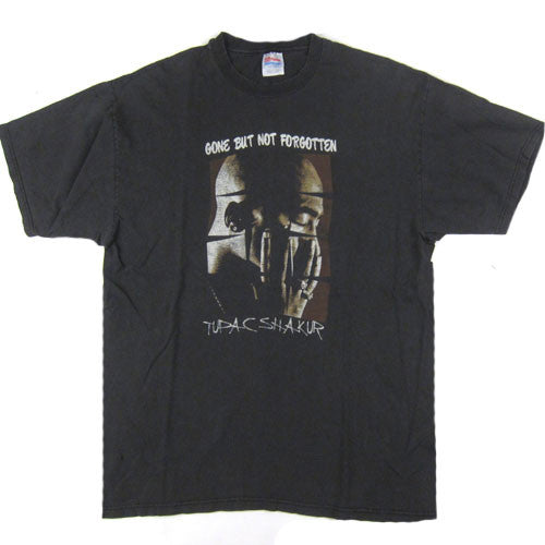 Vintage Tupac Shakur 2Pac Gone But Not Forgotten T-Shirt