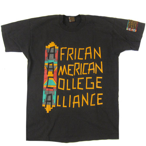 Vintage AACA African American College Alliance T-Shirt