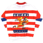 Vintage Adidas USA Rugby Pullover NWT