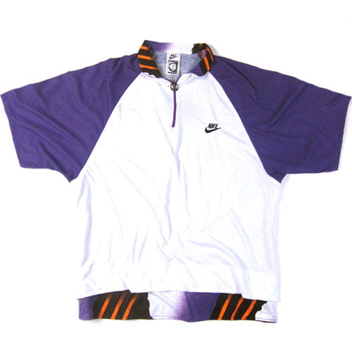 2cb6862e Vintage Nike Challenge Court Andre Agassi Polo Shirt Tennis 90s Air ...