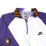 Vintage Nike Challenge Court Andre Agassi Polo Shirt