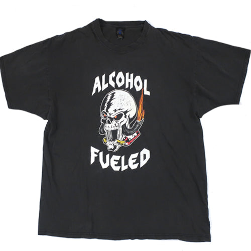 Vintage Stone Cold Alcohol Fueled T-Shirt