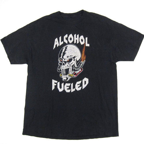Vintage Stone Cold Alcohol Fueled Whoop-Ass Machine T-Shirt