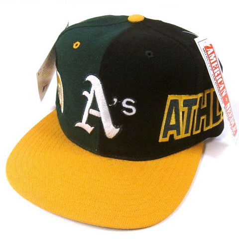 Vintage Oakland Athletics Snapback Hat