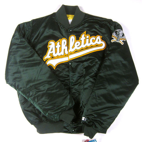 Vintage Oakland Athletics Starter Jacket NWT