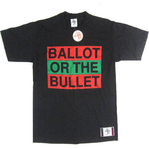 Vintage 40 Acres and a Mule Ballot to the Bullet T-shirt