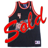 Vintage Charles Barkley Houston Rockets Jersey