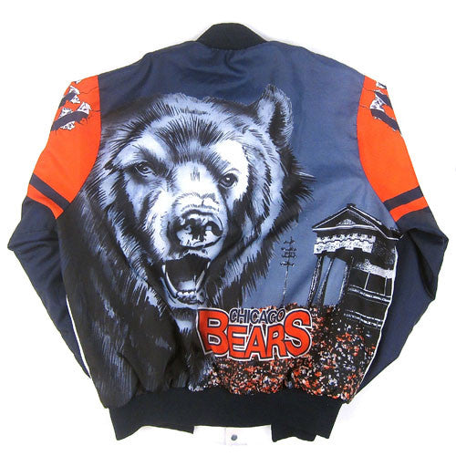 Vintage Chicago Bears Chalk Line Jacket