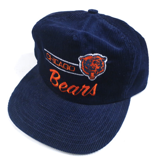 Vintage Chicago Bears Corduroy Hat