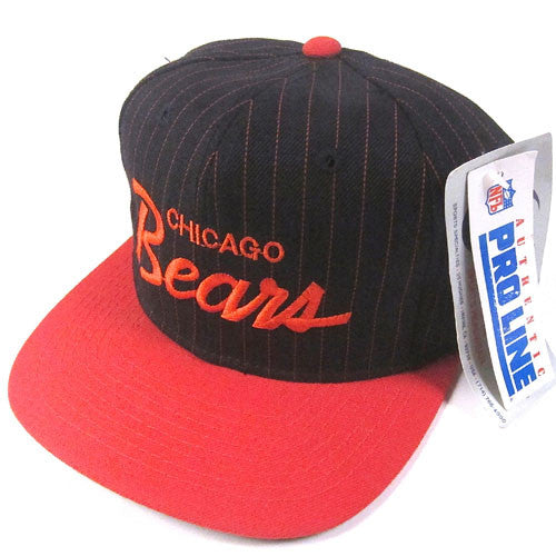 Vintage Chicago Bears Sports Specialties Snapback NWT