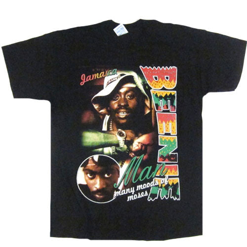 Vintage Beenie Man Who Am I? T-Shirt
