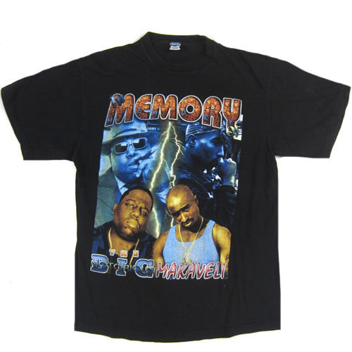 Vintage Biggie & Tupac Stop The Violence T-Shirt