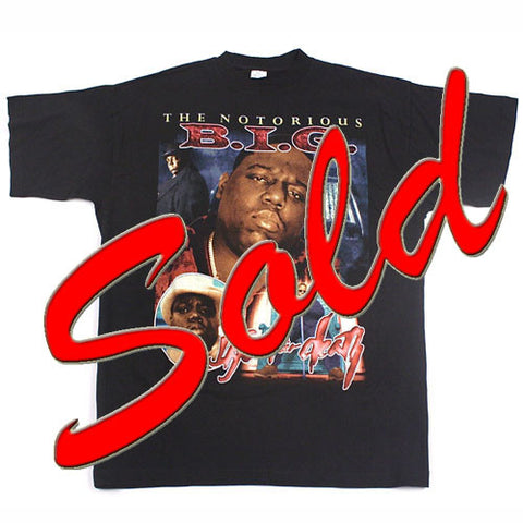 Vintage Notorious B.I.G. Biggie T-Shirt