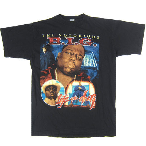 Vintage Notorious B.I.G. Mo Money T-Shirt
