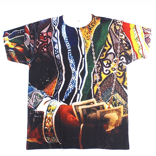 Biggie Coogi T Shirt Notorious BIG For All To Envy