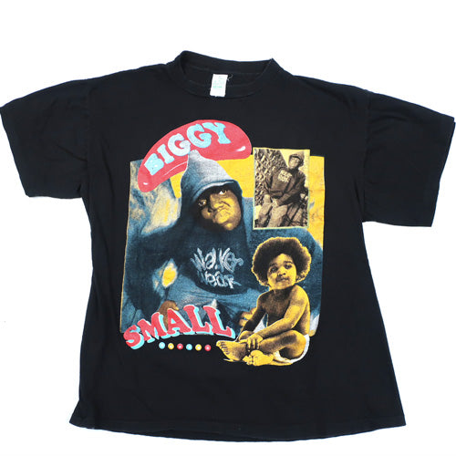 Vintage Notorious B.I.G. Biggy Small T-Shirt