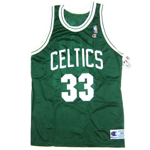 Vintage Larry Bird Boston Celtics Champion Jersey