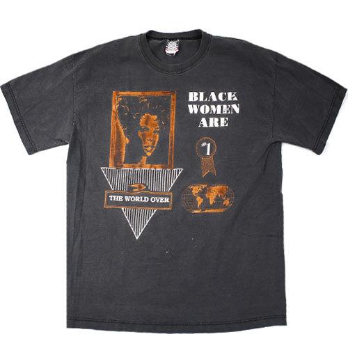 Vintage Black Women are #1 T-shirt