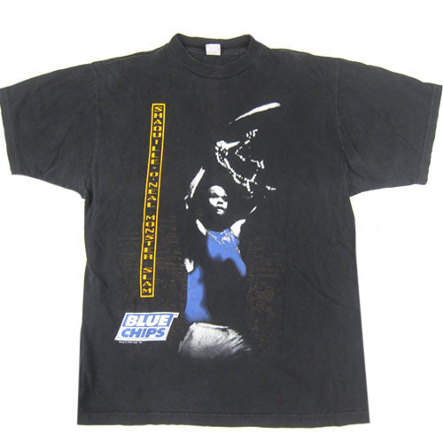 Vintage Blue Chips Movie Shaquille O'neal T-shirt