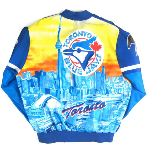 Vintage Toronto Blue Jays Chalk Line Jacket