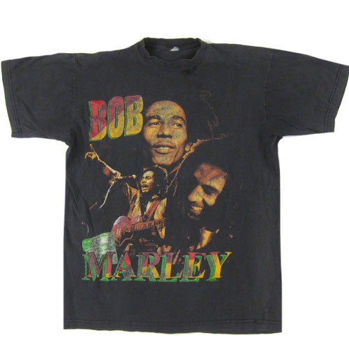 Vintage Bob Marley Coming In From The Cold T-Shirt