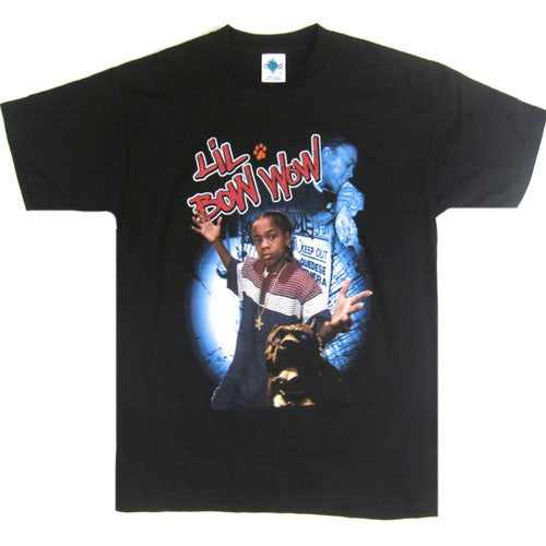 Vintage Lil Bow Wow Doggy Bag T Shirt Hip Hop Rap For