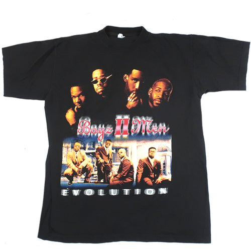 Vintage Boyz II men Evolution T-shirt