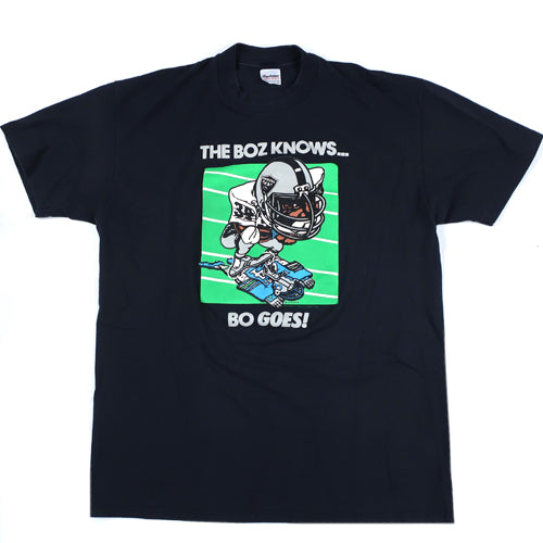 Vintage Boz Knows Bo Goes T-shirt