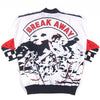 Vintage Break Away Cycling Starter Crewneck NWT